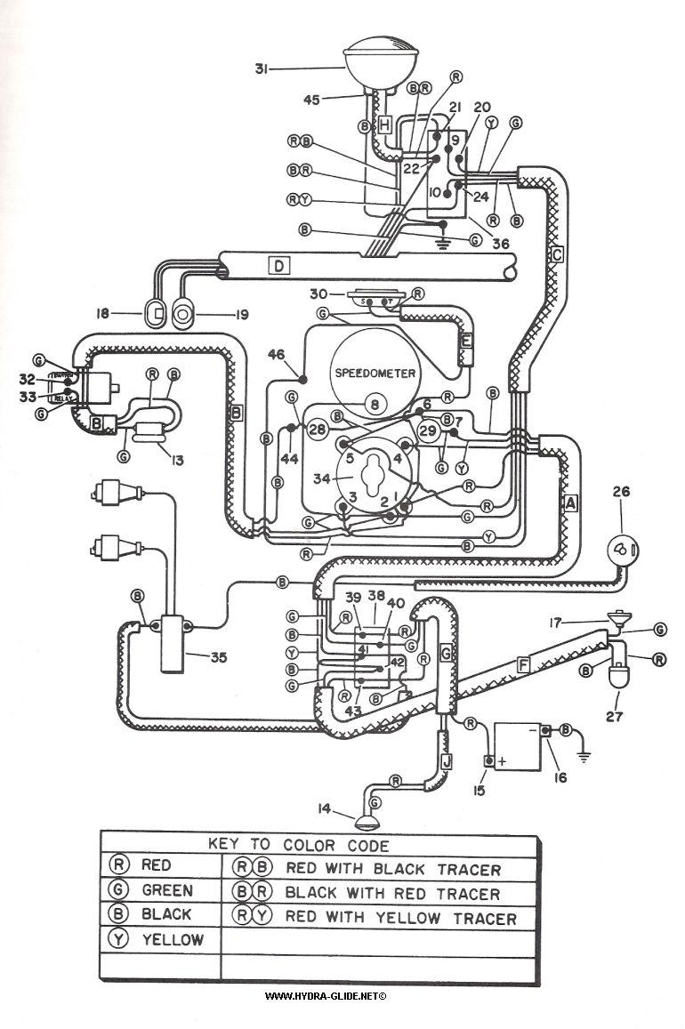 Panhead Wiring Diagram - Wiring Diagram on